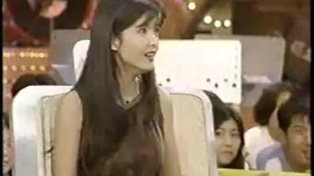 周慧敏 1996超級星期天記者會
