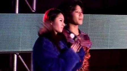 【郑秀晶】秀晶颜值巅峰时期与泰民合作舞台表演, 太美了!