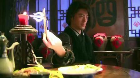 《怪侠一枝梅》燕三娘刘诗诗的出场方式简直狂拽霸气吊炸天