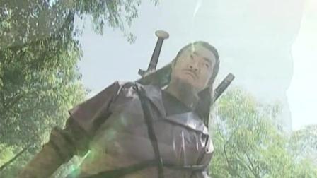 《风云雄霸天下》破军找无名过招, 天剑境界的无名打的破军没脾气