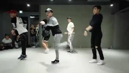 1M舞室帅男Junsun超赞编舞Talk Dirty
