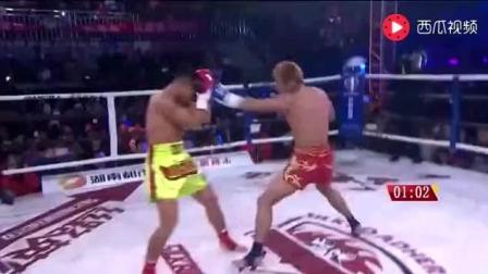 日本拳手来中国遇上军人, 输了还不服! 接下来就让他再也不敢了