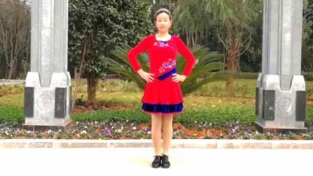 美女四川小燕原创广场舞《女人是世界最美丽的花》