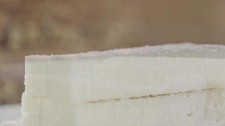 四川成都传统小吃糕点糯米糕黑糖红糖糍粑