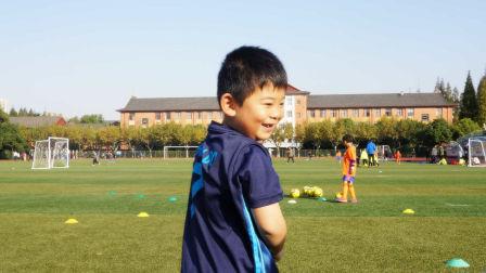 【6岁半】12-11哈哈参加足球训练分组对抗3vs3IMG_9361