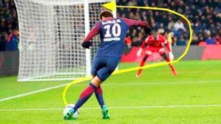 2017年的这十个进球足以载入足球史册, 梅西和C罗各有一个