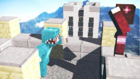 【四新&七末】小空岛生存#5 取名废七末 [我的世界Minecraft]