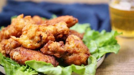 韩式炸鸡这么做, 真的是好看又好吃!