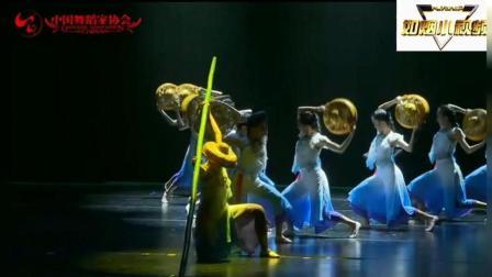 少儿舞蹈《月下轻舟泛渔歌》第九届小荷风采中国舞表演精彩分享