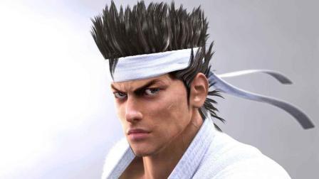 八极拳大师吴连枝, 全世界最出名的格斗角色结城晶, 以他为原型