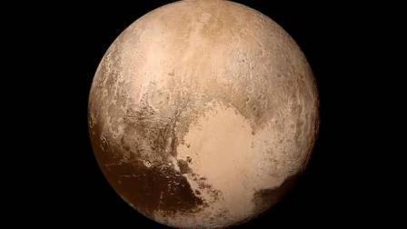 太阳系9个行星兄弟的真实照片全部确定! 冥王星和锅底差不多