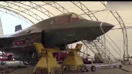 越战F-4战机没有机炮遭屠杀, 现在F-35B内部空间不够都要外挂机炮!