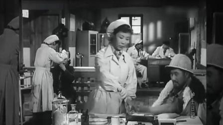 经典儿歌《小燕子》是老电影《护士日记》当中的插曲