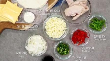 自制墨西哥鸡肉玉米饼。墨西哥菜真的热量高但是看上去真的好吃哦。