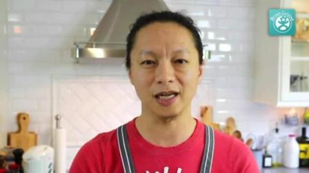 学做蛋糕西点 蛋糕卷的做法 上海糕点培训班