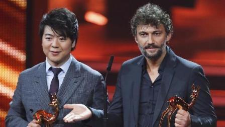 郎朗 与 德国男高音 考夫曼 合作《你是我心中的一切》土耳其进行曲  2014柏林 Lang Lang und Jonas Kaufmann