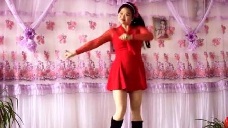 紫晶木莓热情演绎《中国红》好听好看