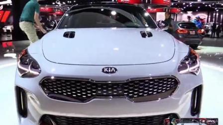 起亚新推2018款中大型轿跑, 起亚NOVO28万起不输奥迪A7!