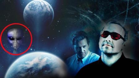 老烟斗看电影 第一季:男子自称外星人却被关进精神病院? 几分钟看完科幻片《K星异客》50