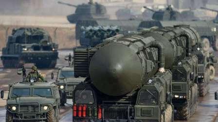 被美国拖垮的超级大国!手握3万枚核弹 500万士兵随时待命