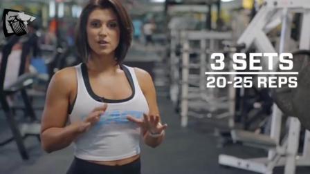 律动: 健身训练, 4种臀部训练让你拥有更完美的臀部
