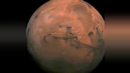 这是NASA最新公布的火星图片