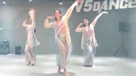 古典舞《采微》极致魅惑好看极了