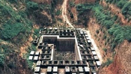 陕西千年大墓, 190人殉葬被盗250次, 文物连破考古5项记录