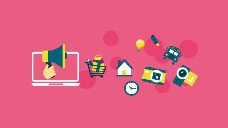 微商动画 微商模式介绍动画 权益分配动画  商业模式权益动画