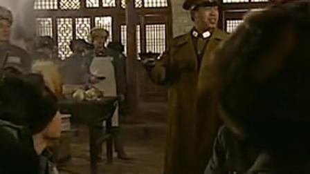 《西安事变》朱元峰与部下共餐,竟说红军是散军!