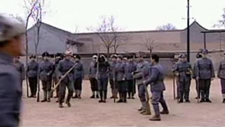 《西安事变》桂五正在打斗,却被张学良叫去刺老蒋!