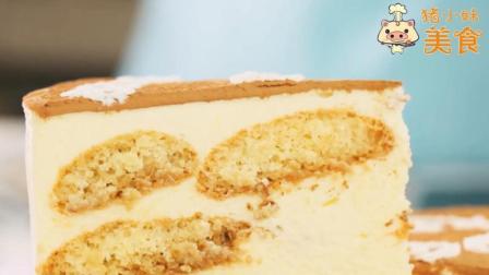 自制下午茶, 超级美味的提拉米苏, 香滑甜腻, 带给你不一样的口感!