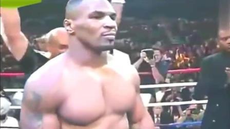 泰森出狱后第一战, 把所有的气都撒给了对手 一回合KO对手