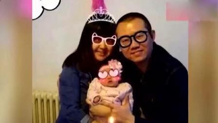 涂磊至今不敢公开妻子, 如今妻子样貌曝光, 网友的评论绝了