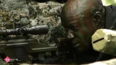 狙击战巅峰对决: 一把狙干退整个特种兵小组, 全部撤退