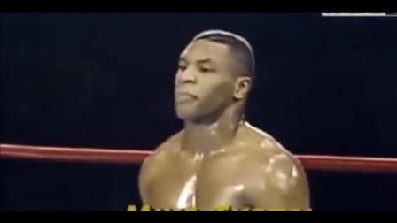 19岁的泰森才是真正的野兽拳王! 根本不用防守, 一拳KO两米巨人!