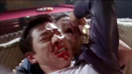 《全职杀手》为什么刘德华是应为癫痫, 太搞笑了