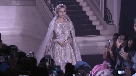 Elie Saab(艾莉·萨博)2018春夏高级定制时装秀|巴黎时装周