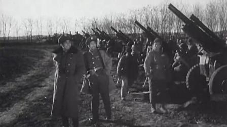 《黑山阻击战》飞机大炮齐轰炸!火力太猛