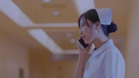 医院给韩七录打来电话, 安初夏陪他一起去医院看望向蔓葵