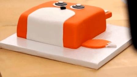 翻糖蛋糕制作步骤大公开, 这样的糕点简直就是一门艺术!