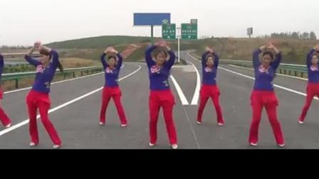 16步广场鬼步舞表演, 真的超简单超好学!