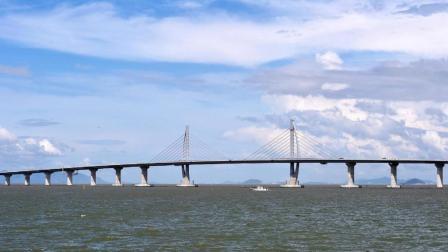 破世界纪录! 震惊全球的港珠澳大桥, 老外看了直摇头