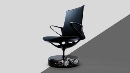 日本发明自动停车座椅, 只需要拍手就可以帮你停到准确的位置!