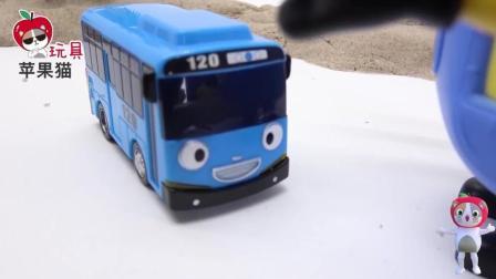 小公交车太友小巴士 神偷奶爸 卑鄙的我 小黄人 儿童汽车玩具故事
