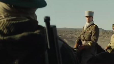 《光荣岁月》阿拉伯小伙子们应召入伍,被编入法国军队