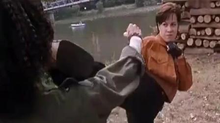 虎父无犬女, 李小龙女儿李香凝唯一一部功夫电影, 真实功夫厉害着呢