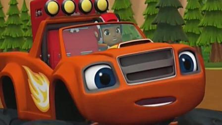 旋风战车队 第二季: 克莱色像新的一样, 克莱色忘记了说什么呢?