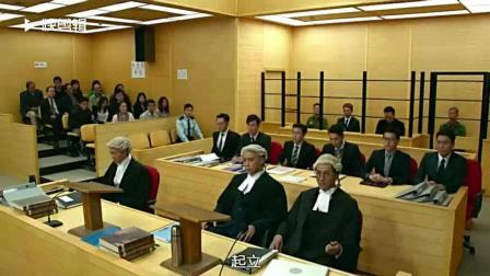 tvb港剧盲侠大律师, 大结局最后一场官司, 有没有因为看了这个而去想当律师呢