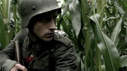 《我们的父辈》苏军潜伏玉米地,德军运用应急战术与之交战
